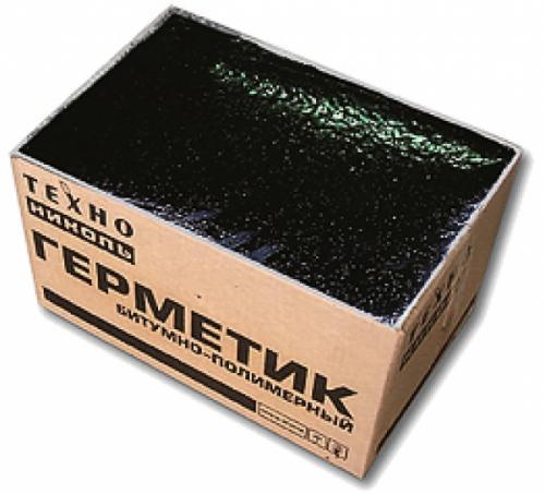 Герметик битумно-полимерный ТЕХНОНИКОЛЬ №42
