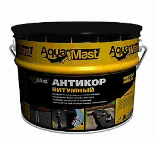 Антикор битумный AquaMast