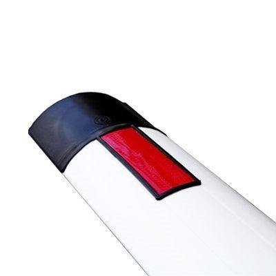 Столбик сигнальный дорожный пластиковый С3 ГОСТ