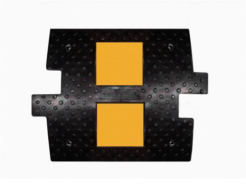 ККР-500 Кабель-канал Резина с желобами для прокладки кабеля (2 канала 34х32 мм)
