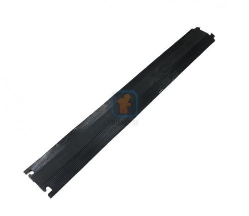 ККР 1-1,5 черный Кабель-канал Резина (1 канал 39х13 мм)