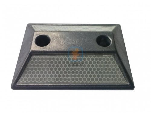 Светоотражатель алюминиевый дорожный КД-3