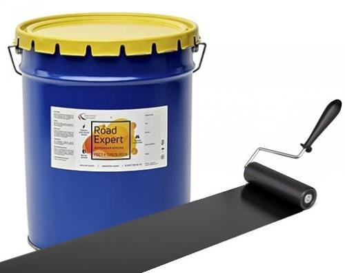 Эмаль АК-511 «Road Expert» черная фас.30 кг.