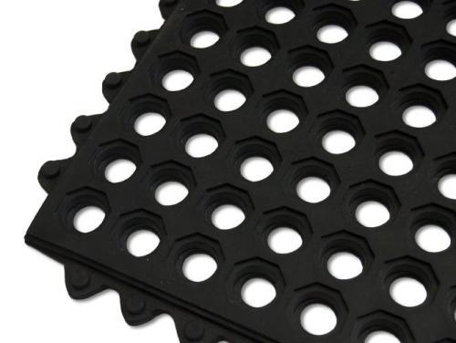 Мат резиновый ячеистый для ресторанов 12 мм