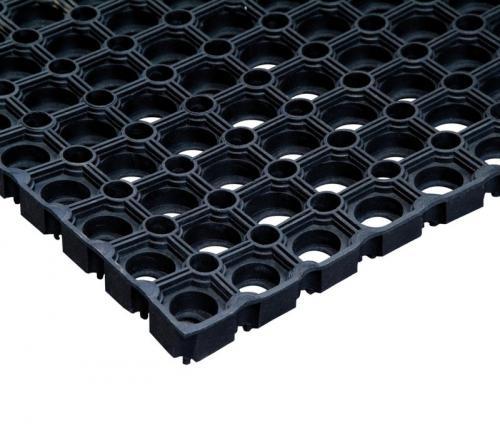 Резиновое Ячеистое покрытие Гамми 22 мм 1000х1500 (Мат резиновый)