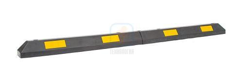КР-2,0 Колесоотбойник резиновый (2000х150х100 мм)