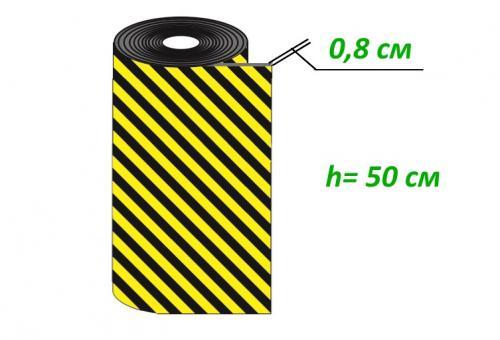 ДР-ВП-2-0,5 Демпфер рулонный из вспененного полиэтилена