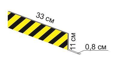 ДС-ВП-1 Демпфер стеновой из вспененного полиэтилена
