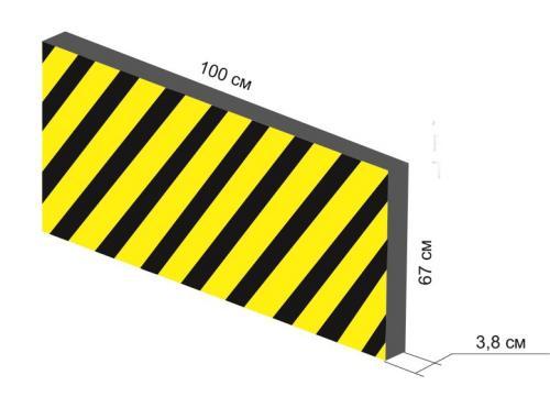 ДС-ВП-5 Демпфер стеновой из вспененного полиэтилена