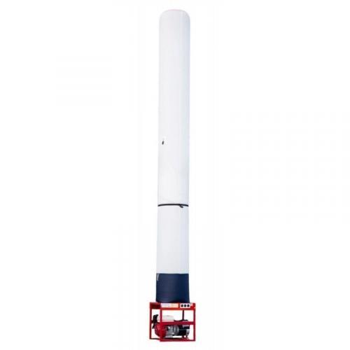 Осветительная аварийная установка с генератором модель ELG(T7) 1000 S 2.7GX