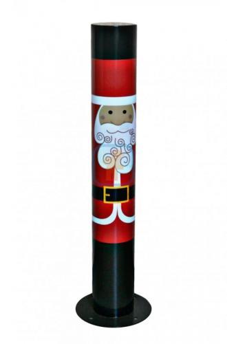 Столбик анкерный серии «Премиум» Дед Мороз