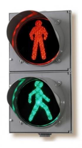Пешеходный светофор П.1.1