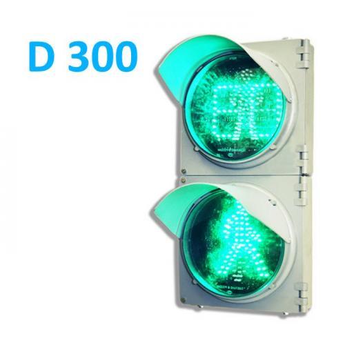 Пешеходный светофор П.1.2 с ТООВ