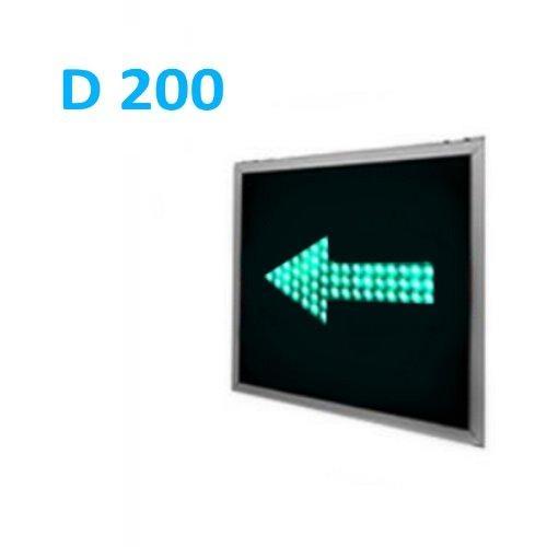 Дополнительная секция D200