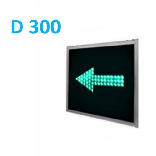 Дополнительная секция D300