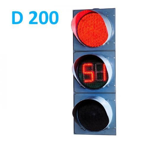 Транспортный светофор Т.1.1 с ТООВ