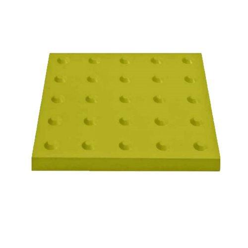 Тактильная плитка конусообразный риф 300