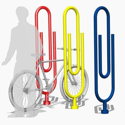 Велопарковка индивидуального проектирования