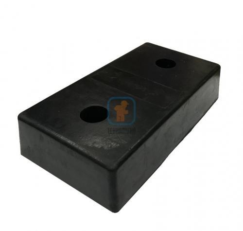 Бампер (буфер) резиновый упорный БР-450
