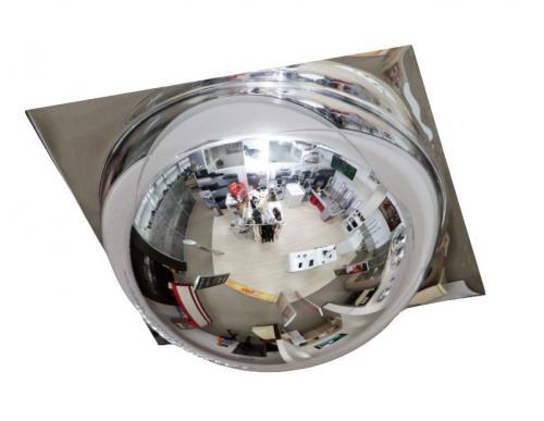 """Зеркало купольное """"Армстронг"""" 600 мм."""