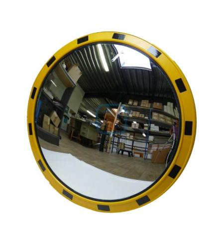Зеркало индустриальное круглое 600 мм.