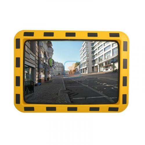 Зеркало индустриальное прямоугольное 800*1000