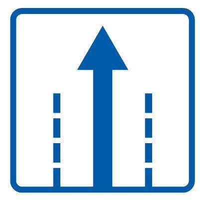 5.36д — Направление движения на следующем перекрестке