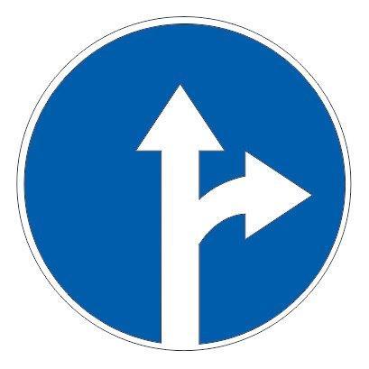 4.1.4 — Движение прямо или направо