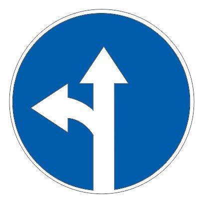 4.1.5 — Движение прямо или налево