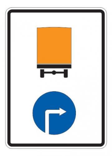 4.8.3 — Направление движения транспортных средств с опасными грузами