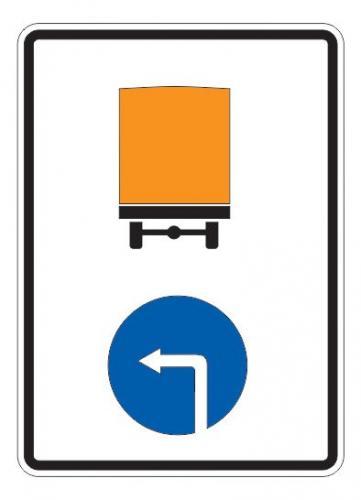 4.8.1 — Направление движения транспортных средств с опасными грузами