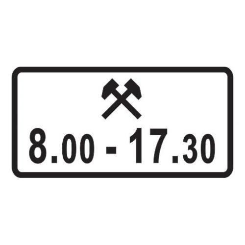 8.5.6 — Время действия