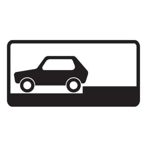 8.6.4 — Способ постановки транспортного средства на стоянку