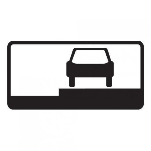 8.6.3 — Способ постановки транспортного средства на стоянку