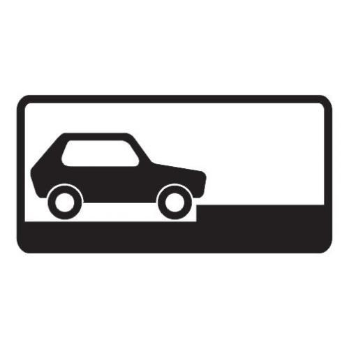 8.6.5 — Способ постановки транспортного средства на стоянку