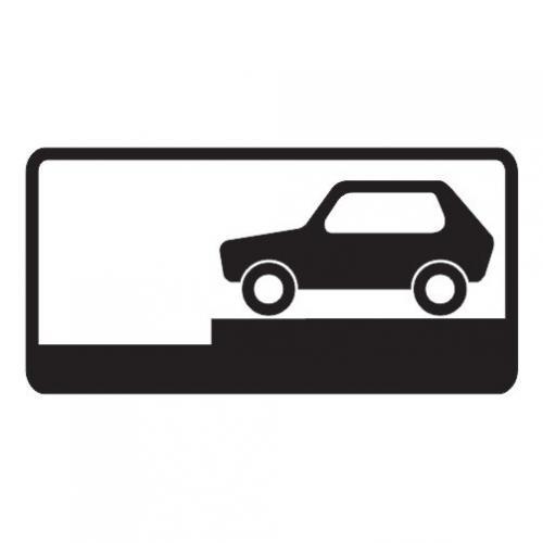 8.6.8 — Способ постановки транспортного средства на стоянку