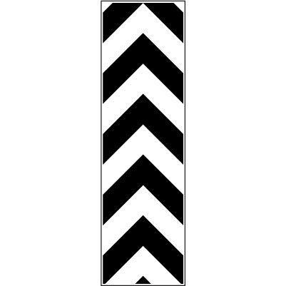2.1.2 - Знак вертикальной разметки