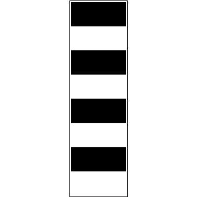 2.3 - Знак вертикальной разметки