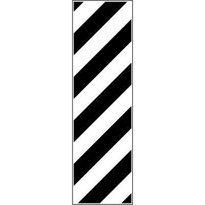 2.1.3 - Знак вертикальной разметки