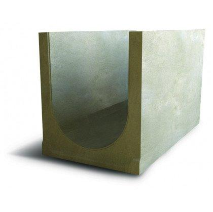 Лоток водоотводный бетонный SteePlus DN 400 H 400