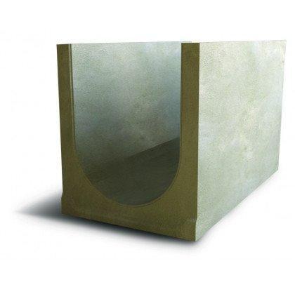 Лоток водоотводный бетонный SteePlus DN 400 H 425