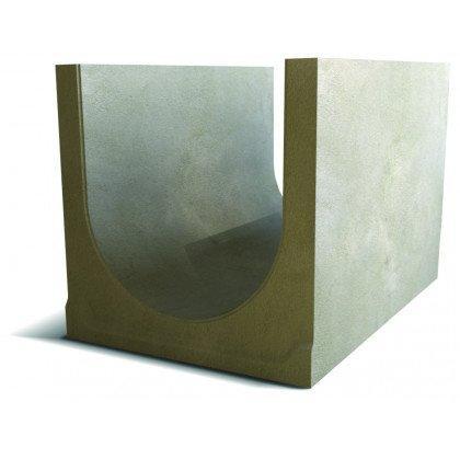Лоток водоотводный бетонный SteePlus DN 500 H 425