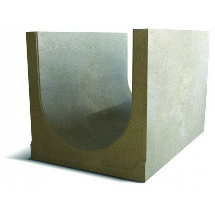 Лоток водоотводный бетонный SteePlus DN 500 H 475