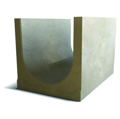 Лоток водоотводный бетонный SteePlus DN 500 H 500