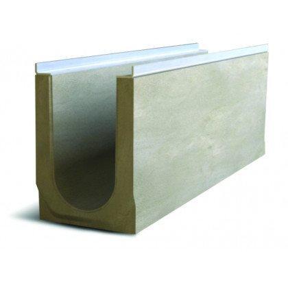 Лоток водоотводный бетонный SteePro DN 150 Н 230