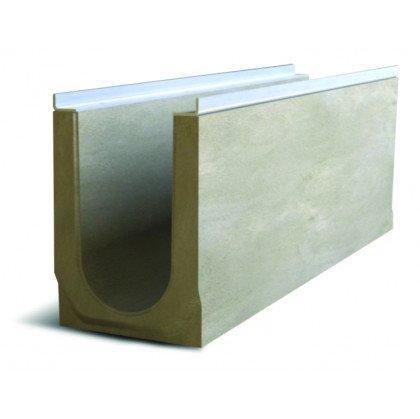 Лоток водоотводный бетонный SteePro DN 150 Н 260