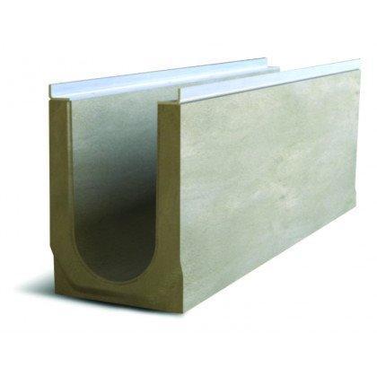 Лоток водоотводный бетонный SteePro DN 150 Н 280
