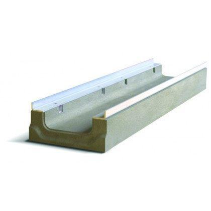 Лоток водоотводный бетонный SteePro DN 150 Н 305