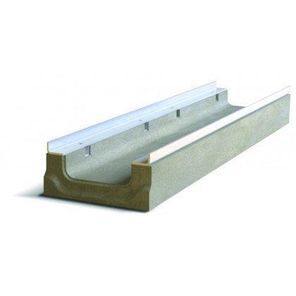 Лоток водоотводный бетонный SteePro DN 150 Н 330