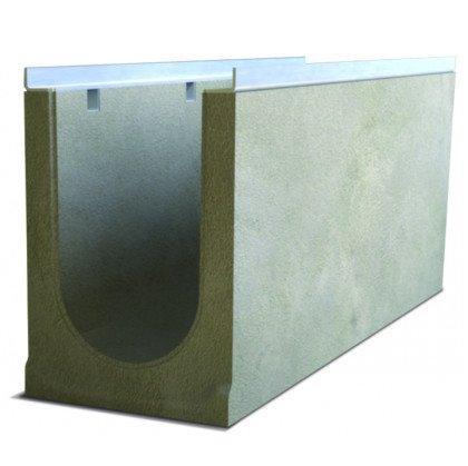 Лоток водоотводный бетонный SteePro DN 200 Н 310